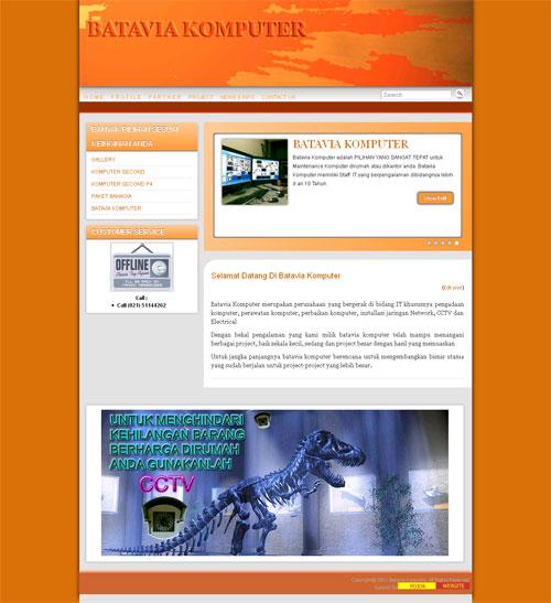 Batavia Komputer Perusahaan IT di Jakarta