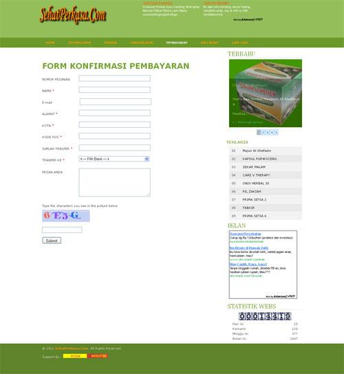 Sehat Perkasa – Situs Informasi dan Toko Online