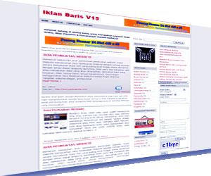 Promo Paket Website Iklan Baris Cuma Rp.275.000