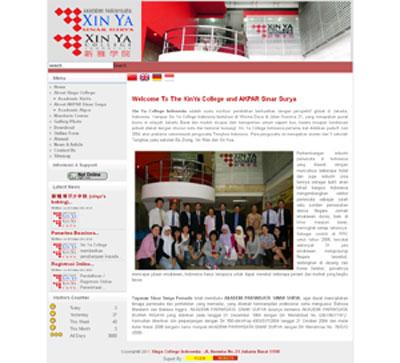 Xinya > Kursus Bahasa Mandarin dan AKPAR