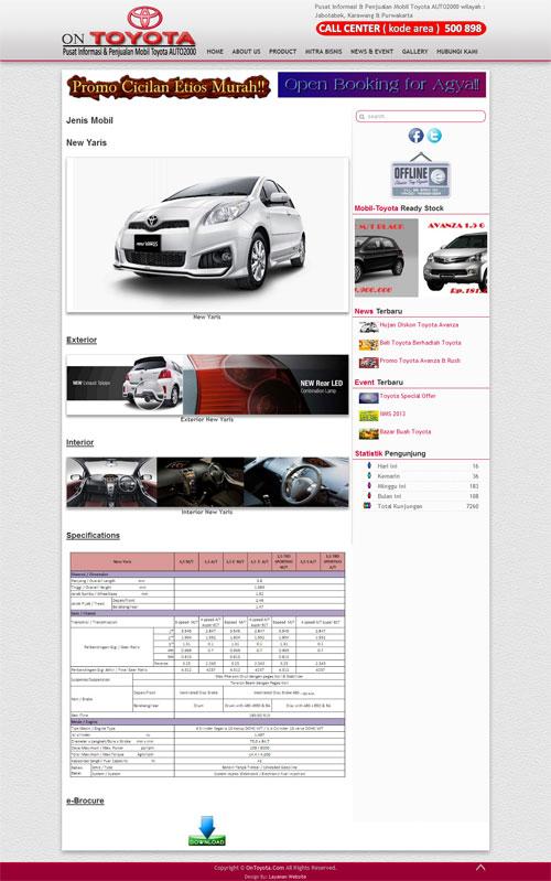 Auto 2000 Cikarang Bekasi, Jual Mobil Toyota Terbaru