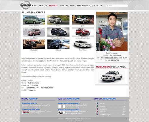 Dealer Nissan, Jual Mobil Nissan Terbaru