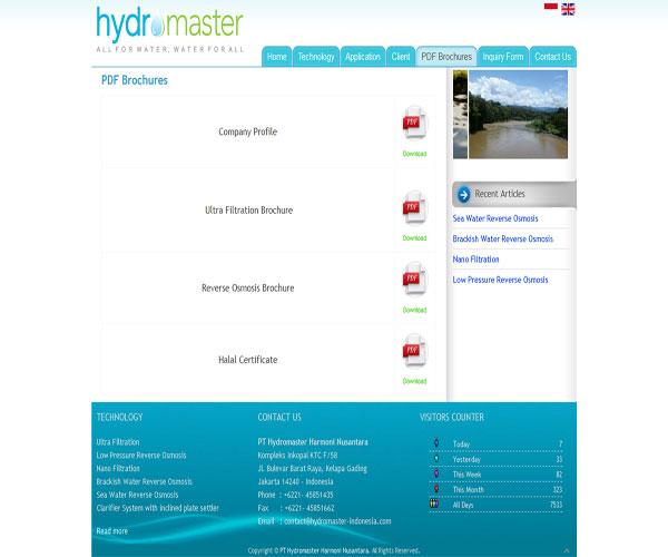 Water Treatment Indonesia, Pengolahan Air Bersih dan Limbah