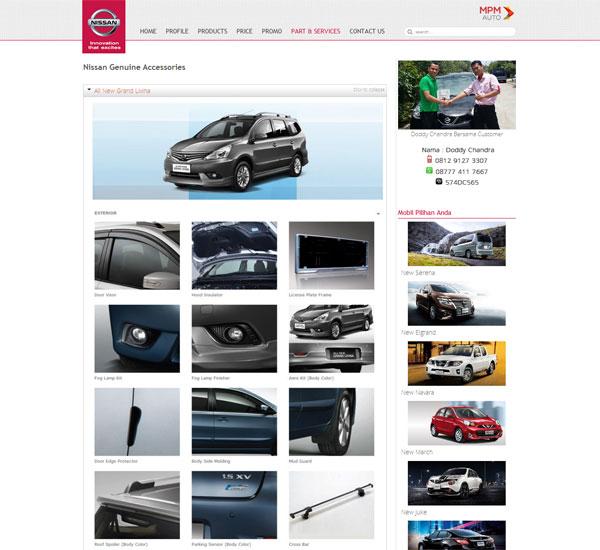 Dealer Resmi Mobil Nissan, Jual Mobil Nissan dan Datsun Terbaru
