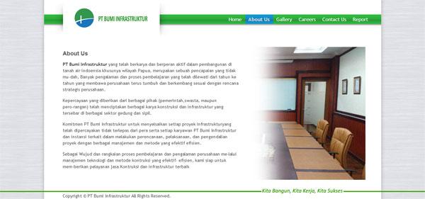 Perusahaan Kontraktor Konstruksi dan Infrastruktur