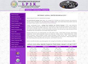 Jadwal Bimtek Keuangan Pemerintahan Daerah