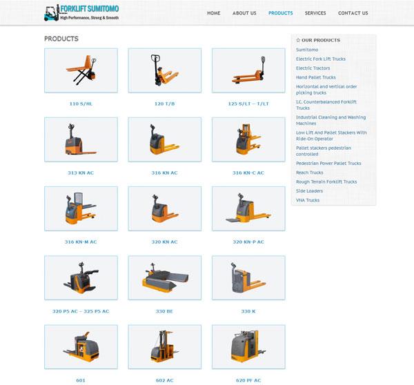 Sole Agent Forklift Sumitomo, Jual dan Sewa Forklift