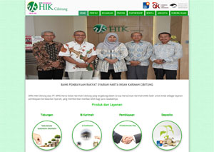 Bank Pembiayaan Rakyat Syariah Harta Insan Karimah Cibitung